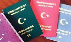 pasport الجنسية التركية