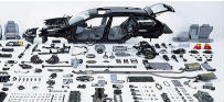 مصانع السيارات - قطع الغيار - البطاريات في تركيا