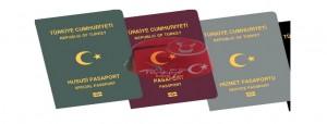 الإقامة وإذن العمل والجنسية التركية